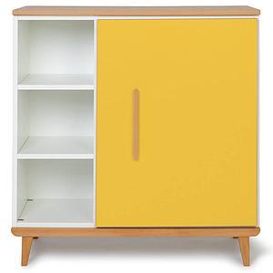 Kommode 1-türig NADO sunshine yellow