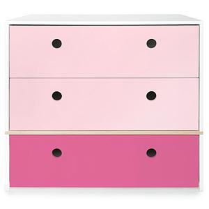 Kommode COLORFLEX Schubladen Farben sweet pink-pink