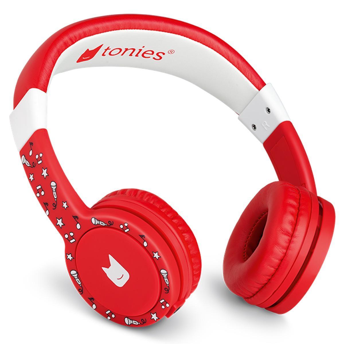 Kopfhörer TONIES Tonie Lauscher rot