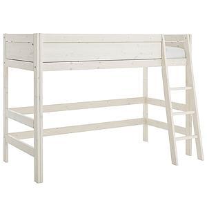 LOW-LOFT BED / SLANT LADDER / STANDARD SLATS Lifetime