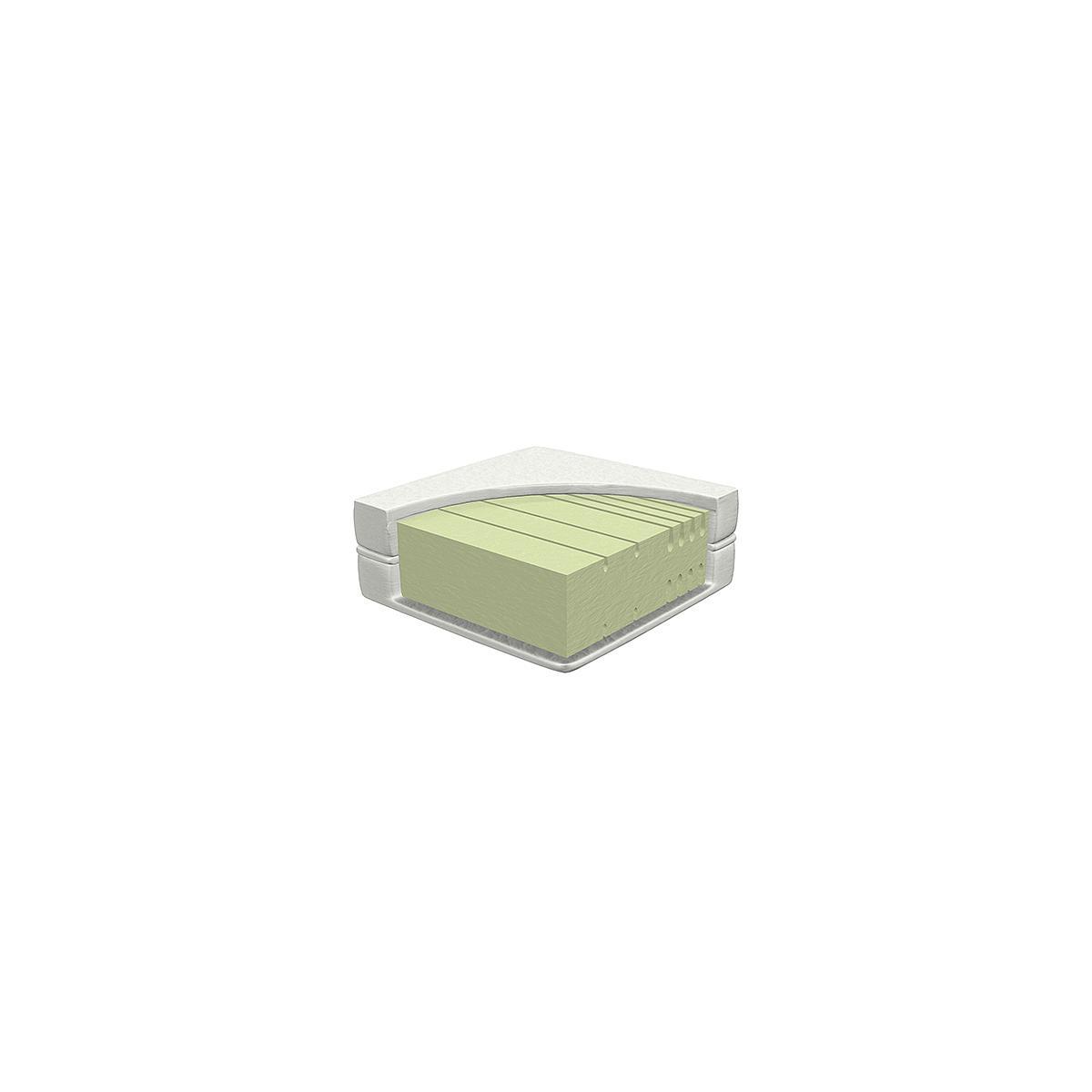 Matratze 5-Zonen Komfortschaum 90x200cm Lifetime