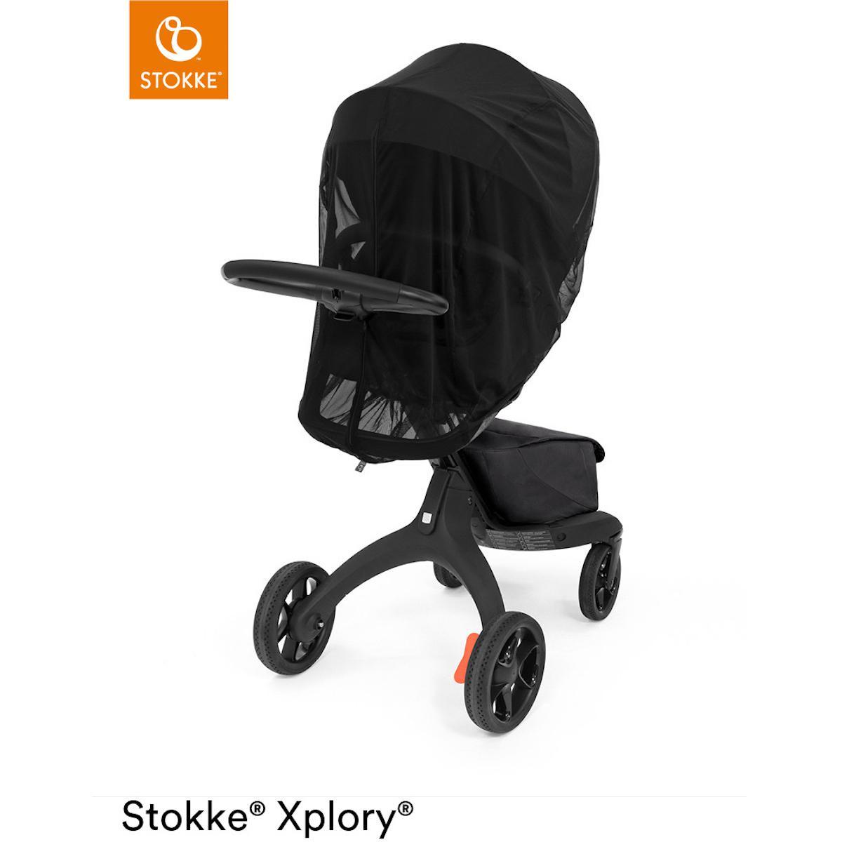 Moskitonetz XPLORY X Stokke Black