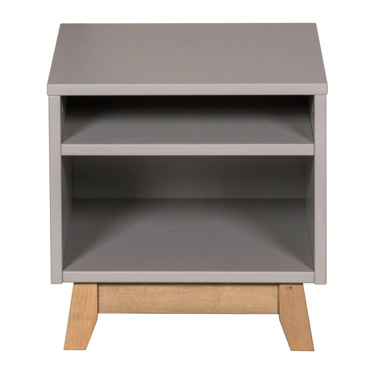 Nachttisch TRENDY Quax griffin grey