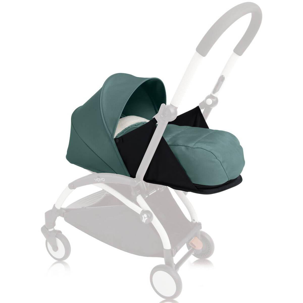 Neugeborenen-Set Kinderwagen YOYO+ 0+ Babyzen aqua