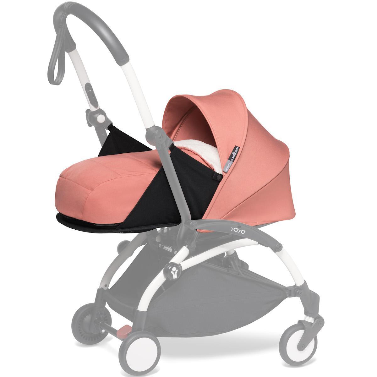 Neugeborenen-Set Kinderwagen YOYO 0+ BABYZEN ginger