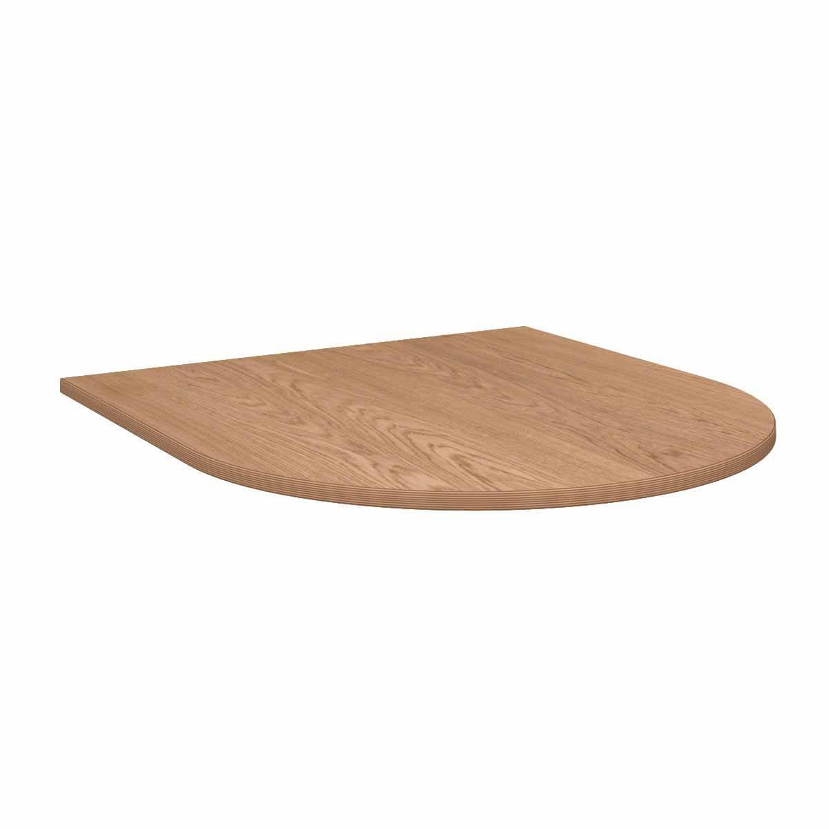 Platte Spieltisch KASVA Debreuyn Multiplex Eiche-furniert