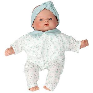Puppe 26cm STAR Barrutoys grün