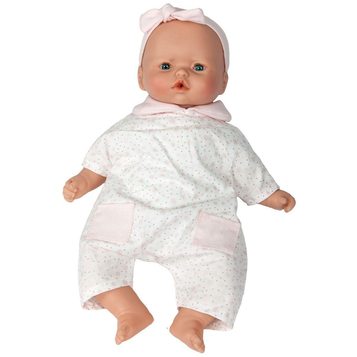 Puppe 36cm STAR Barrutoys rosa