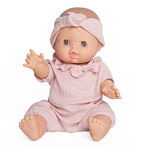 Puppe Charlotte BOBBLE rosa