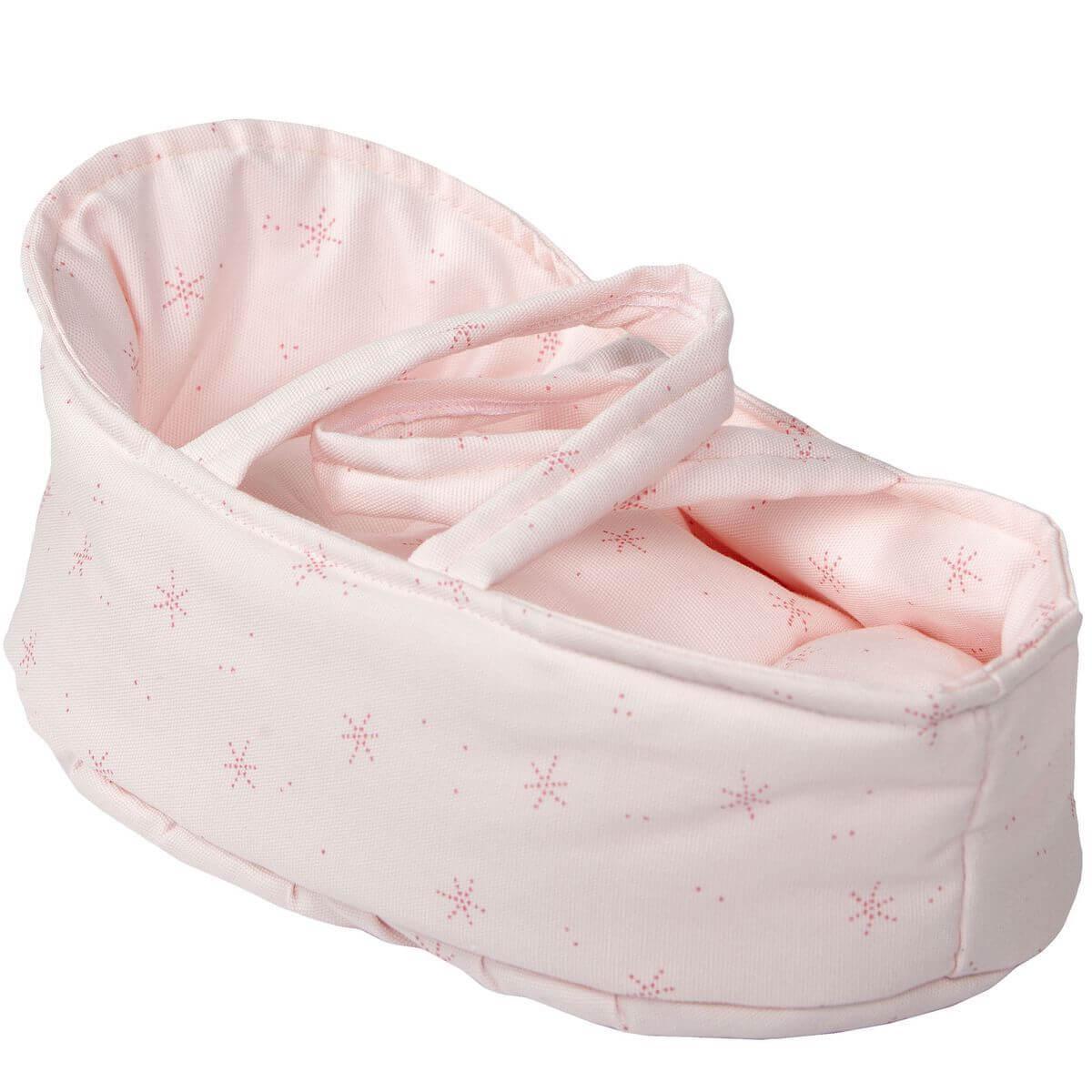 Puppentragetasche 26cm STAR Barrutoys rosa