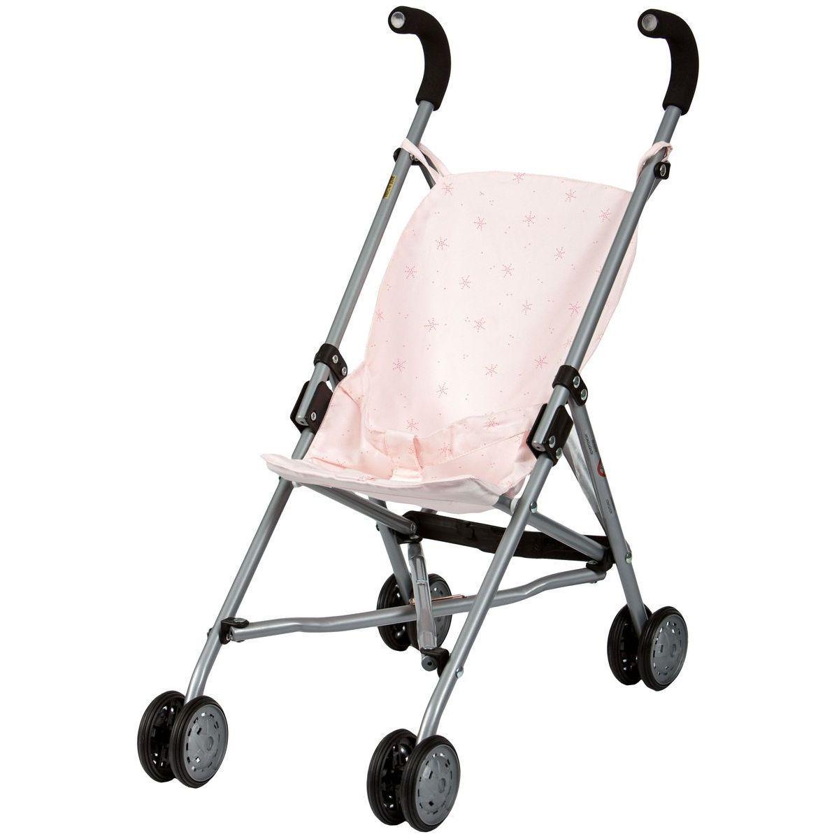 Puppenwagen STAR Barrutoys rosa