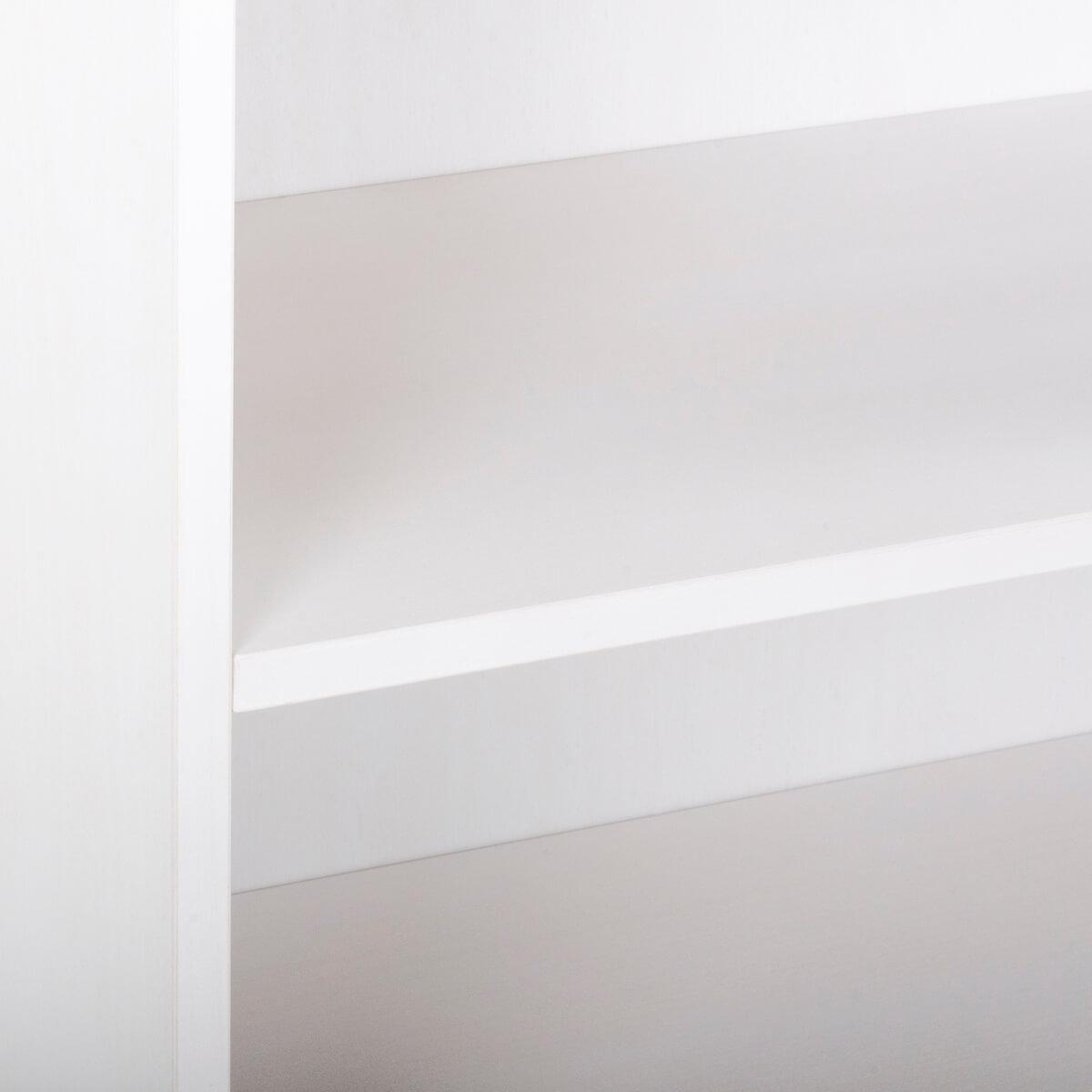 Regal H 95,3cm DELUXE De Breuyn weiß