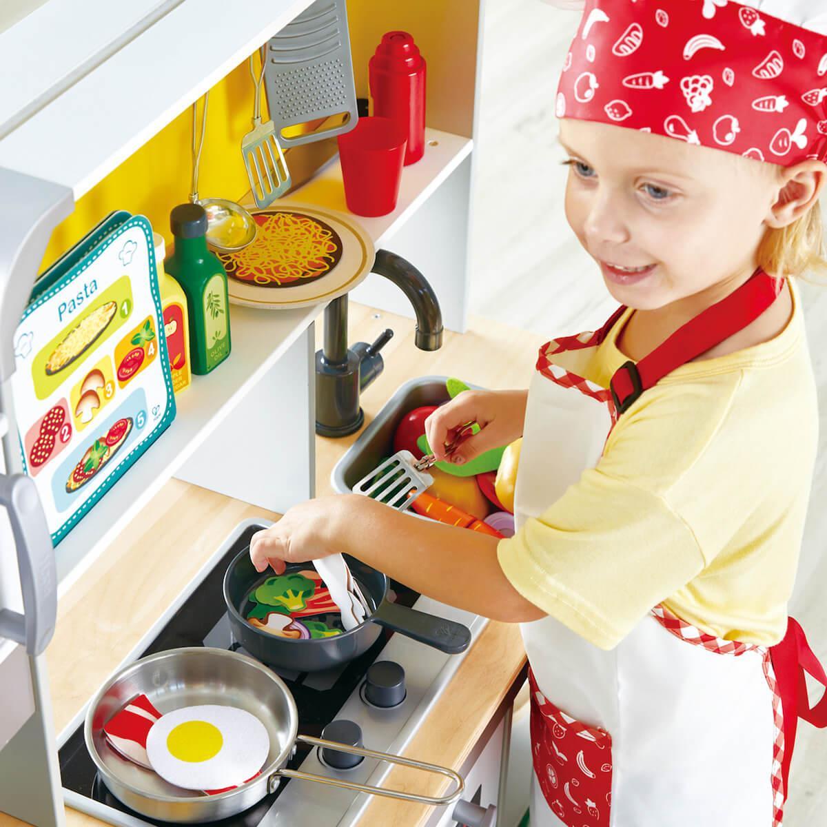 Rollenspiel Deluxe Kitchen Hape