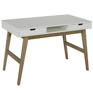 Schreibtisch TRENDY Quax weiß
