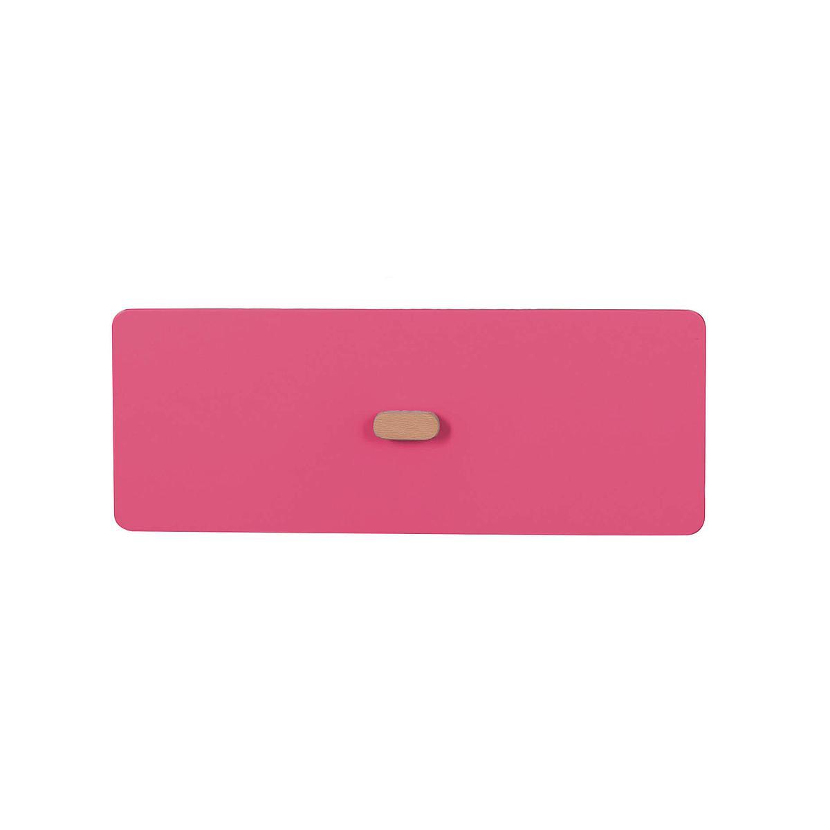 Schubladenblende einzeln 17cm-Griff DESTYLE Debreuyn  MDF pink-lackiert