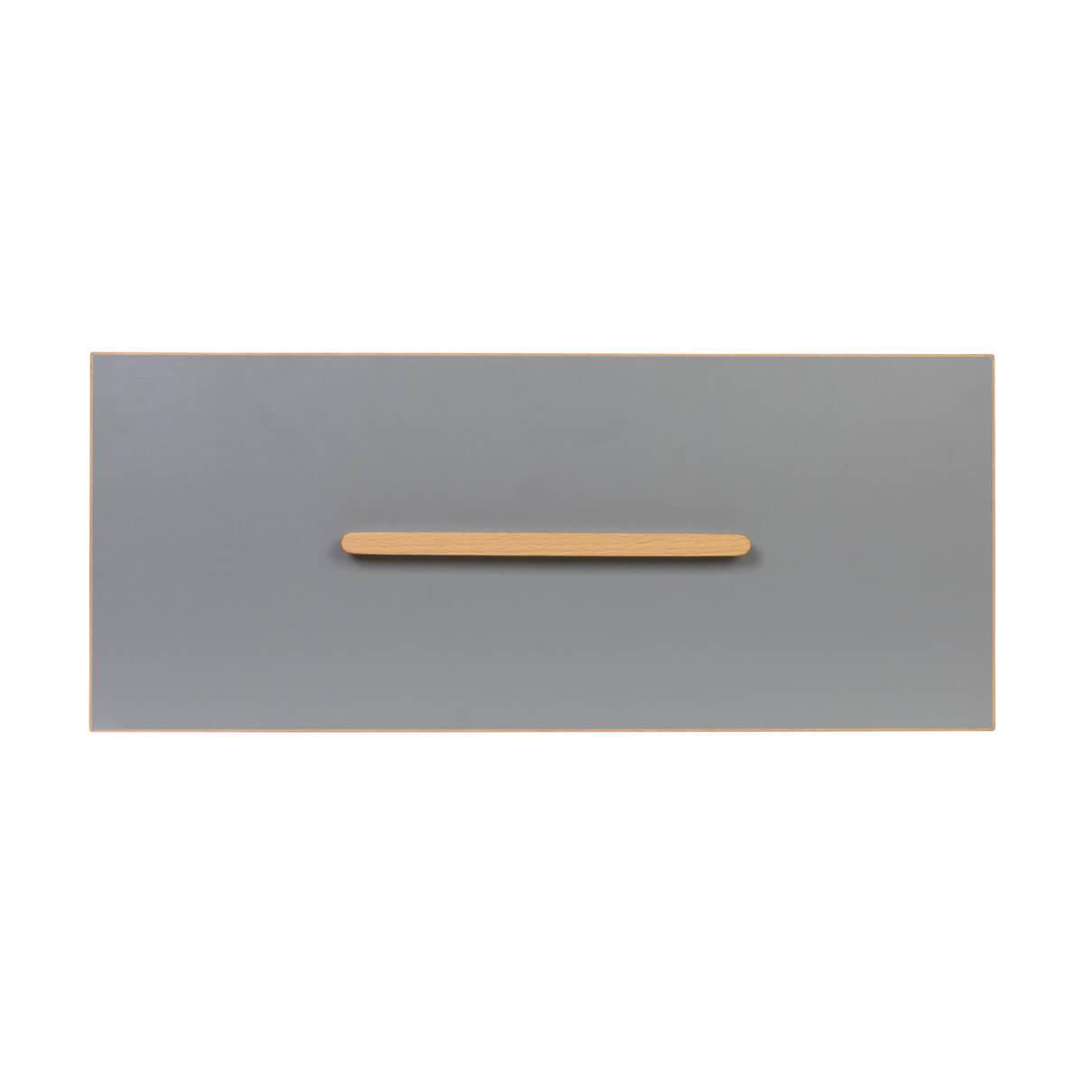Schubladenblende NADO slate grey