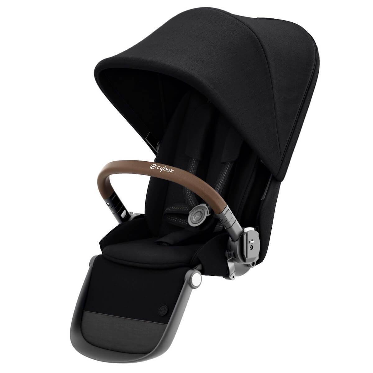 Seat Pack GAZELLE S TPE Cybex deep black-black