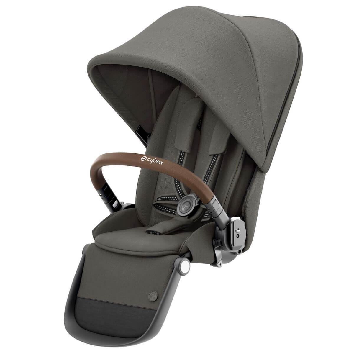 Seat Pack GAZELLE S TPE Cybex Soho grey-mid grey