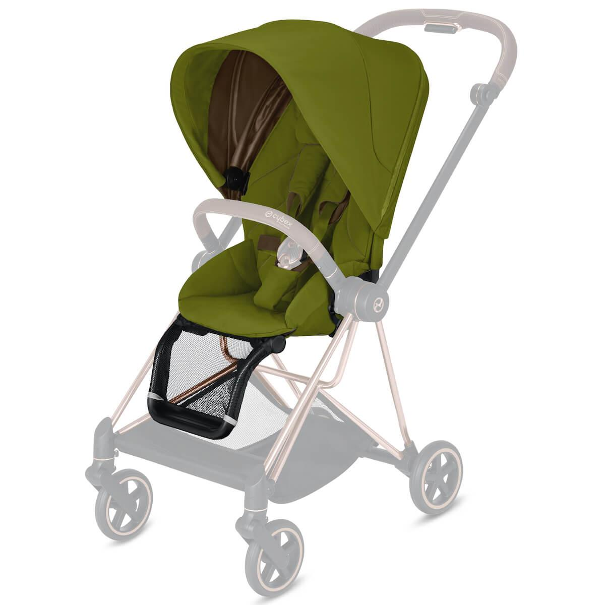 Seat Pack MIOS Cybex Khaki Green