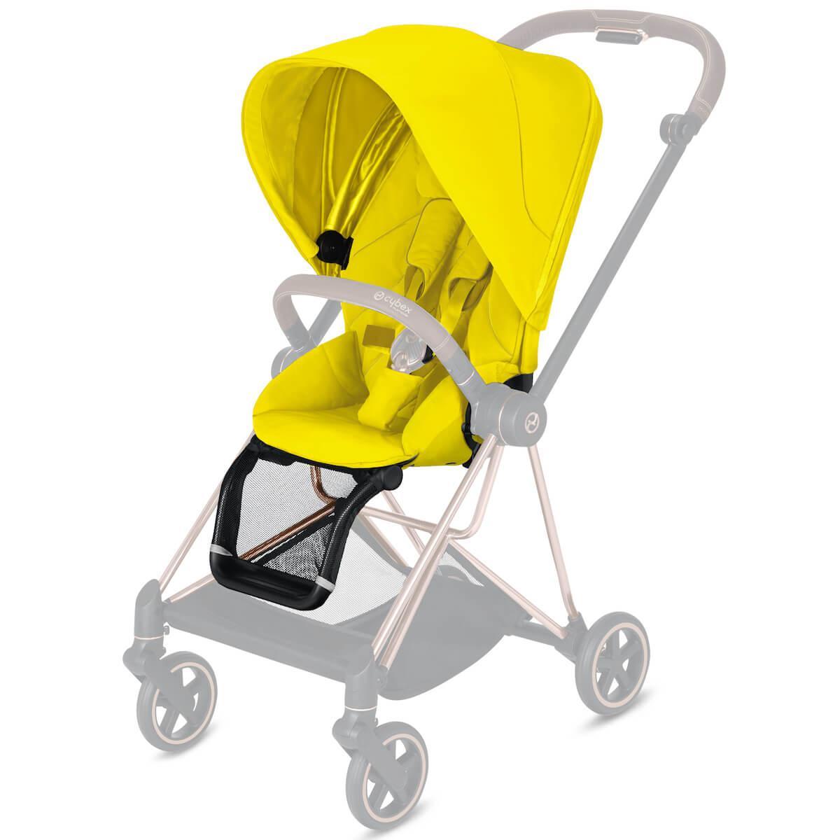 Seat Pack MIOS Cybex Mustard Yellow