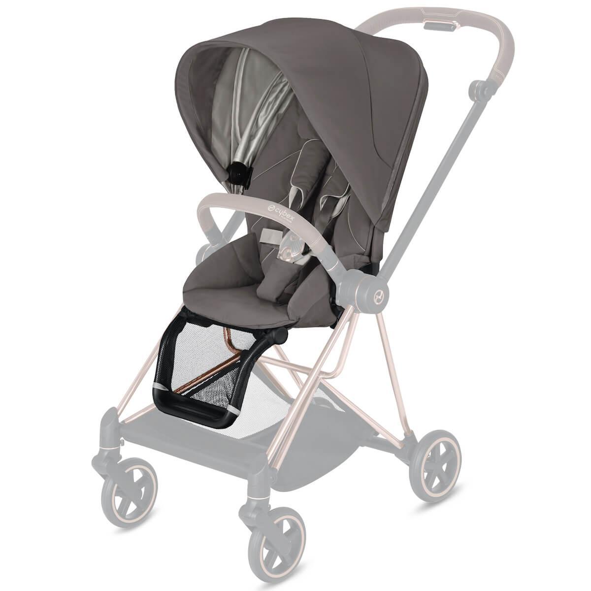 Seat Pack MIOS Cybex Soho Grey