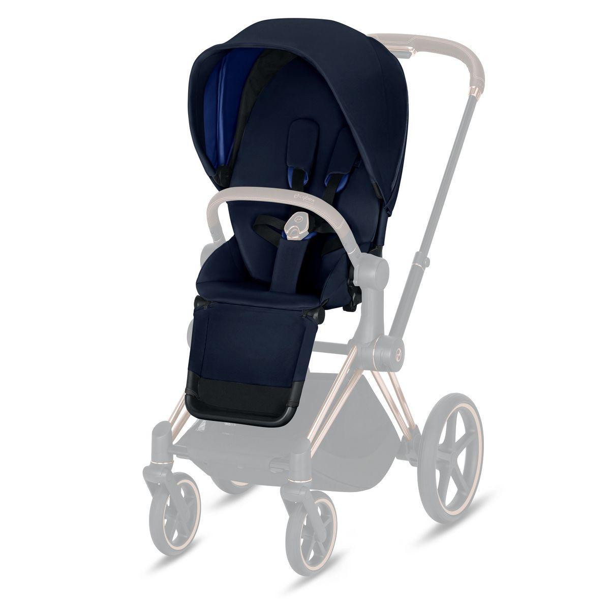 Seat Pack PRIAM Cybex Indigo Blue