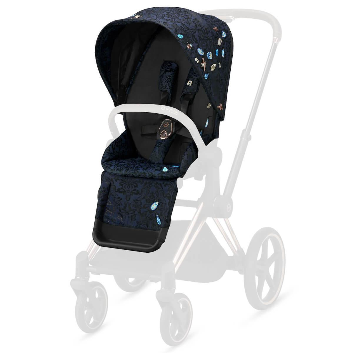Seat Pack PRIAM Cybex Jewels of Nature