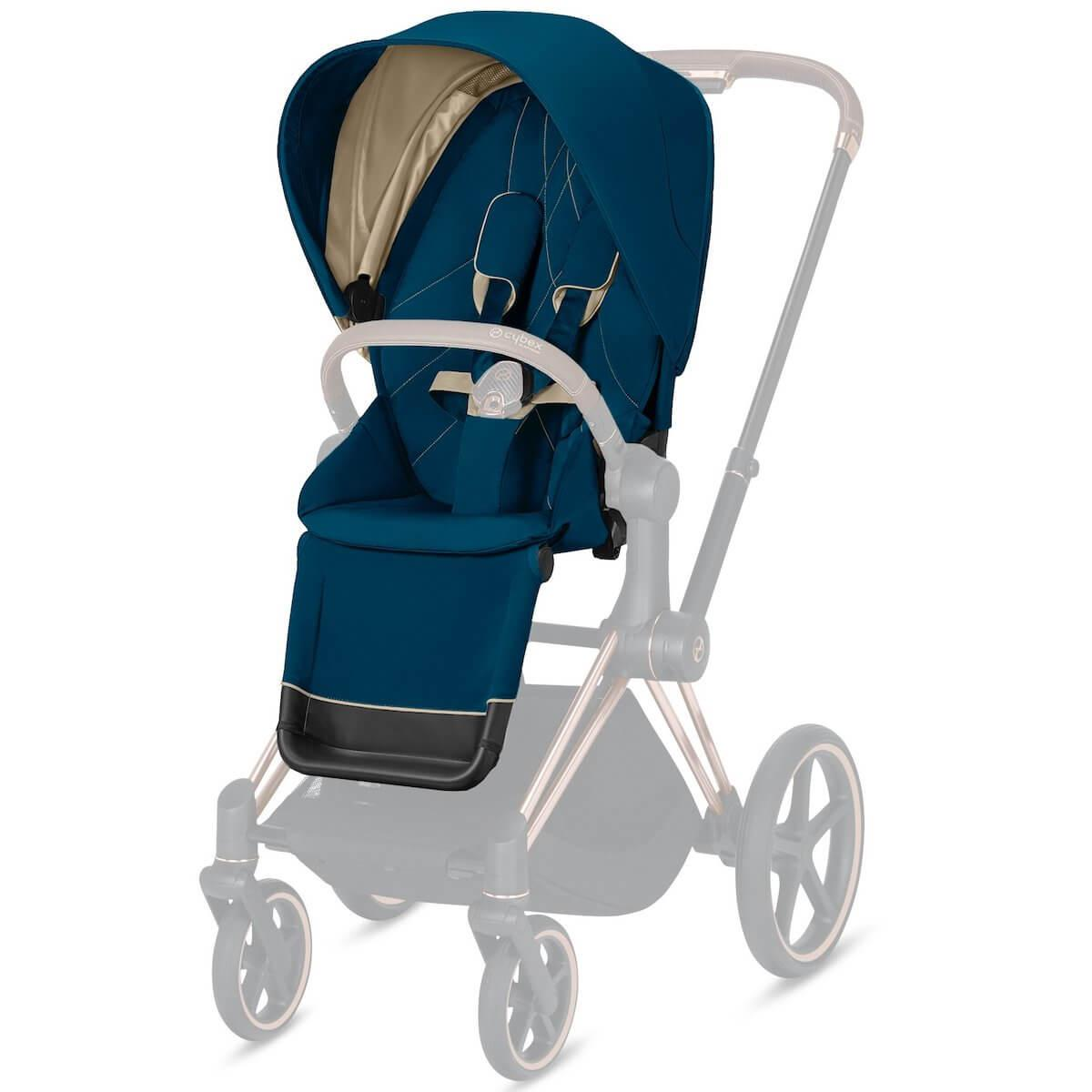 Seat Pack PRIAM Cybex Mountain Blue