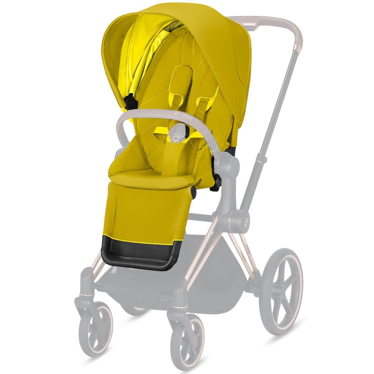 Seat Pack PRIAM Cybex Mustard Yellow