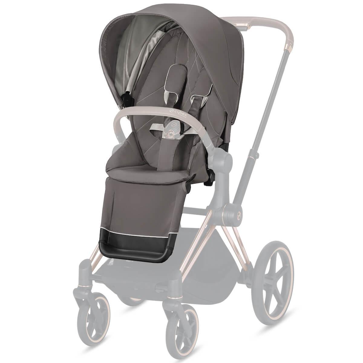 Seat Pack PRIAM Cybex Soho Grey