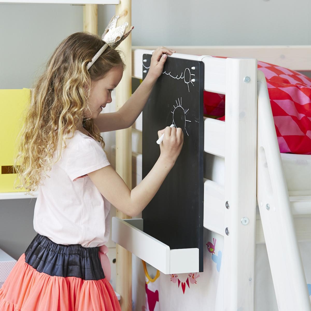 Tafel für Classic Betten oder Wandbefestigung CLICKON by Flexa