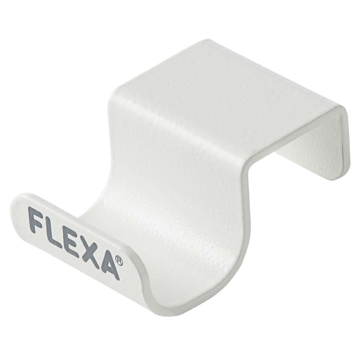 Taschenhaken EVO Flexa weiß