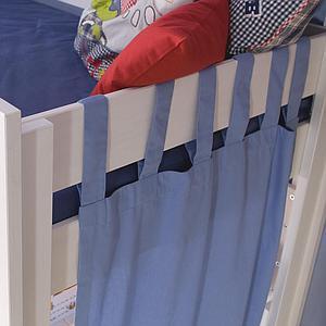 Vorhang DESTYLE de Breuyn hellblau