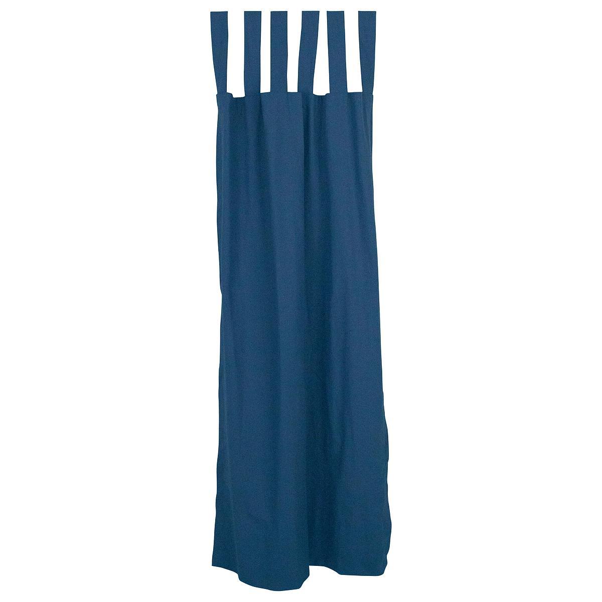 Vorhang DESTYLE Debreuyn dunkelblau