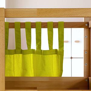 Vorhang DESTYLE Debreuyn lindgrün