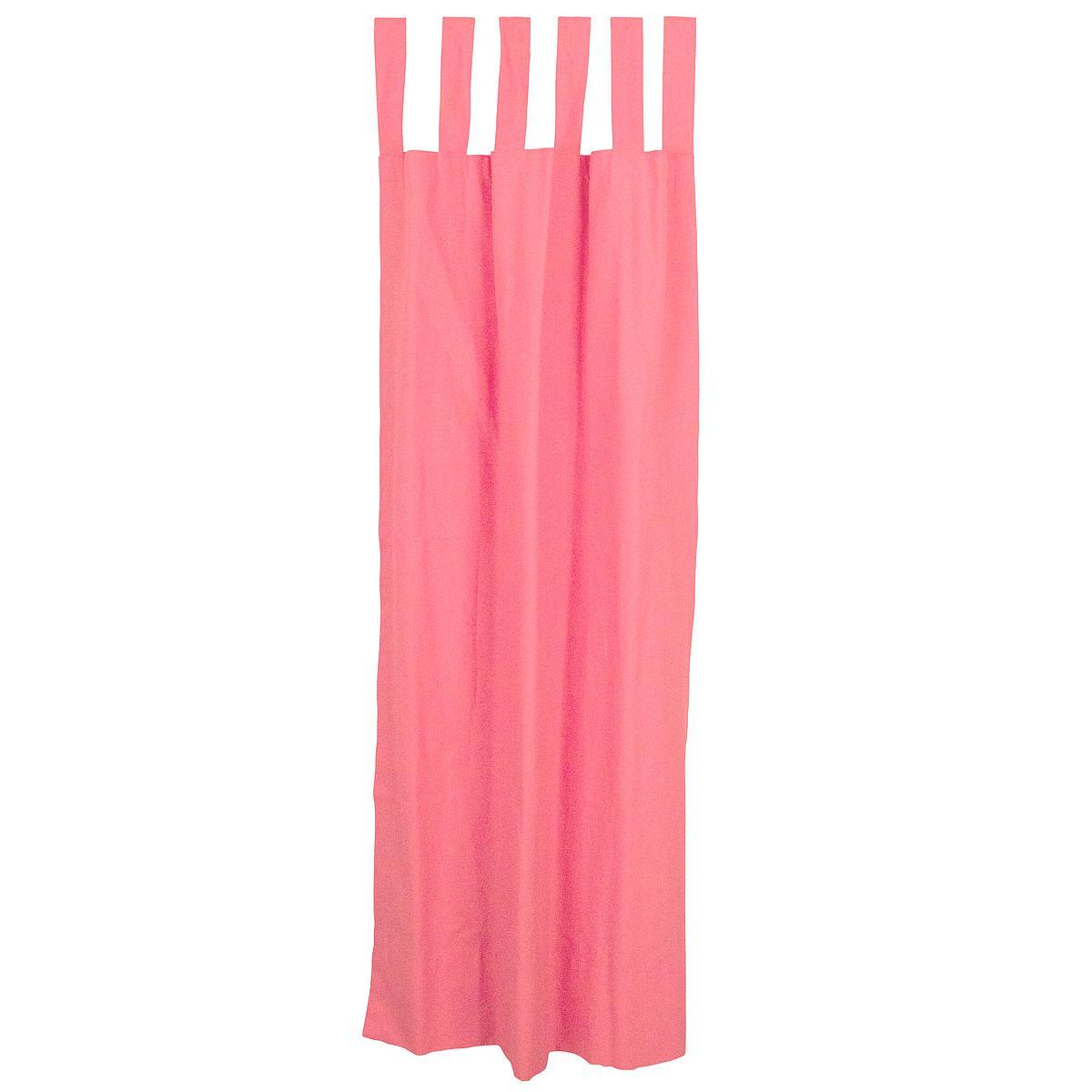 Vorhang DESTYLE Debreuyn rosa