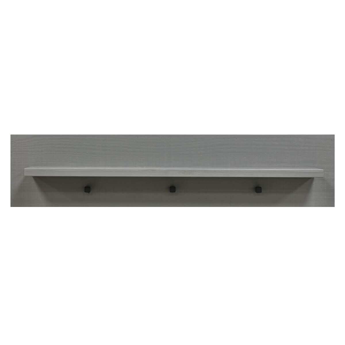 Wandregal MILO Bopita Steel Grey