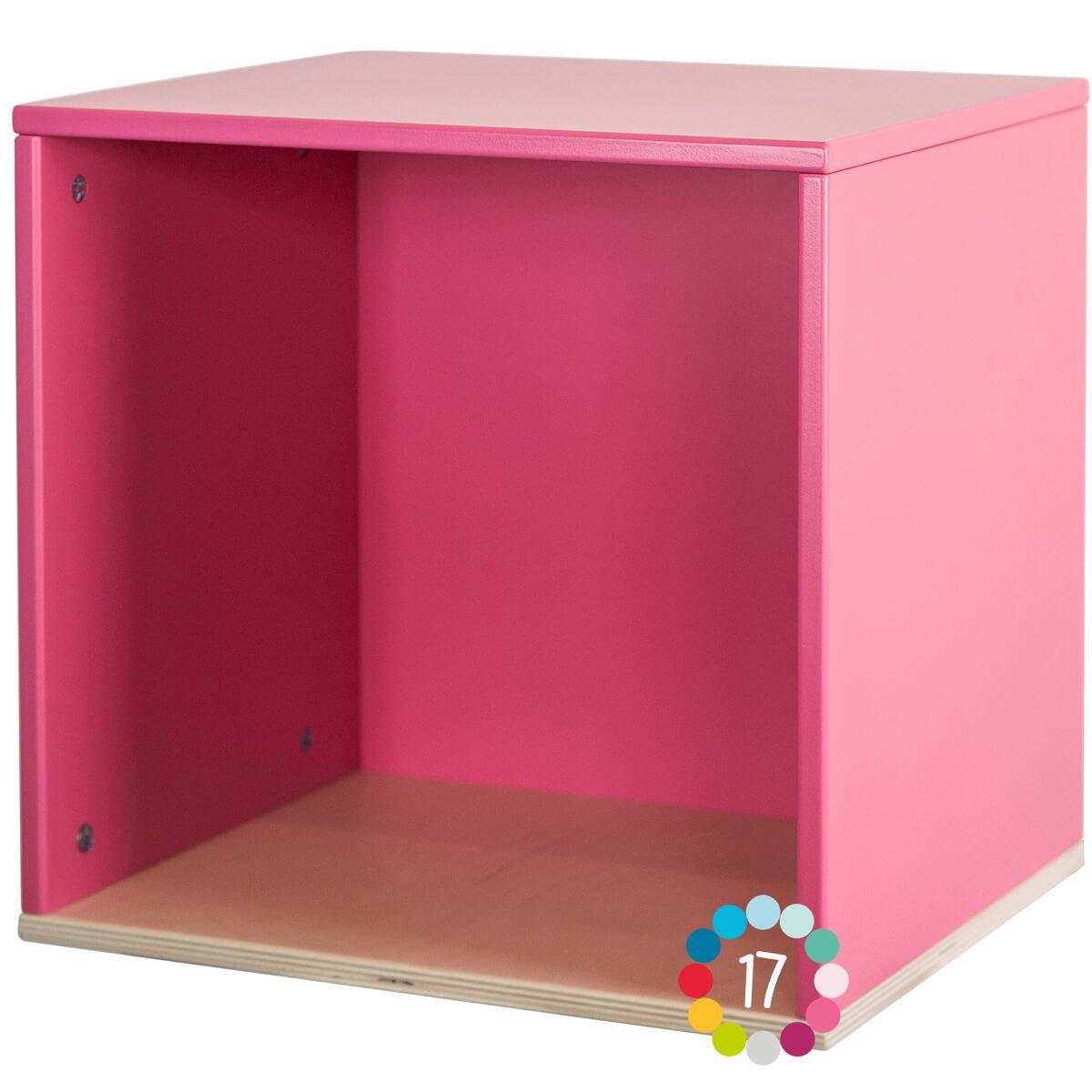 Wandregale COLORFLEX pink