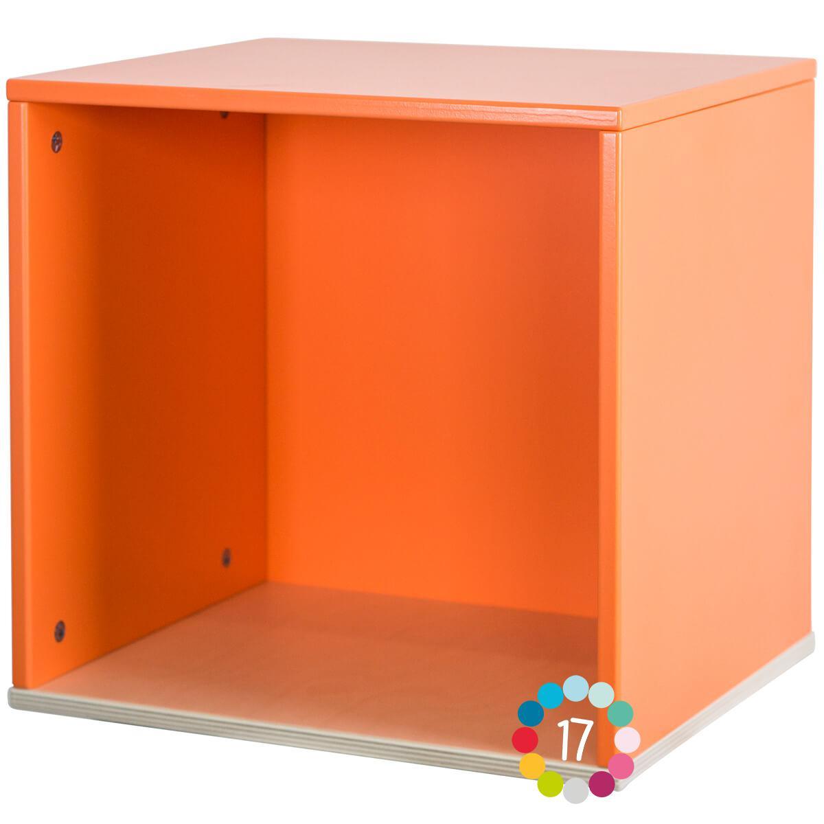 Wandregale COLORFLEX pure orange