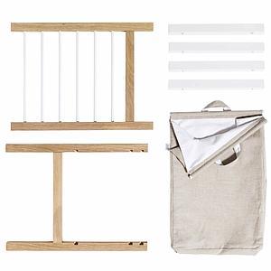 Wickelkommode 6 Schubladen SEASIDE Oliver Furniture weiß