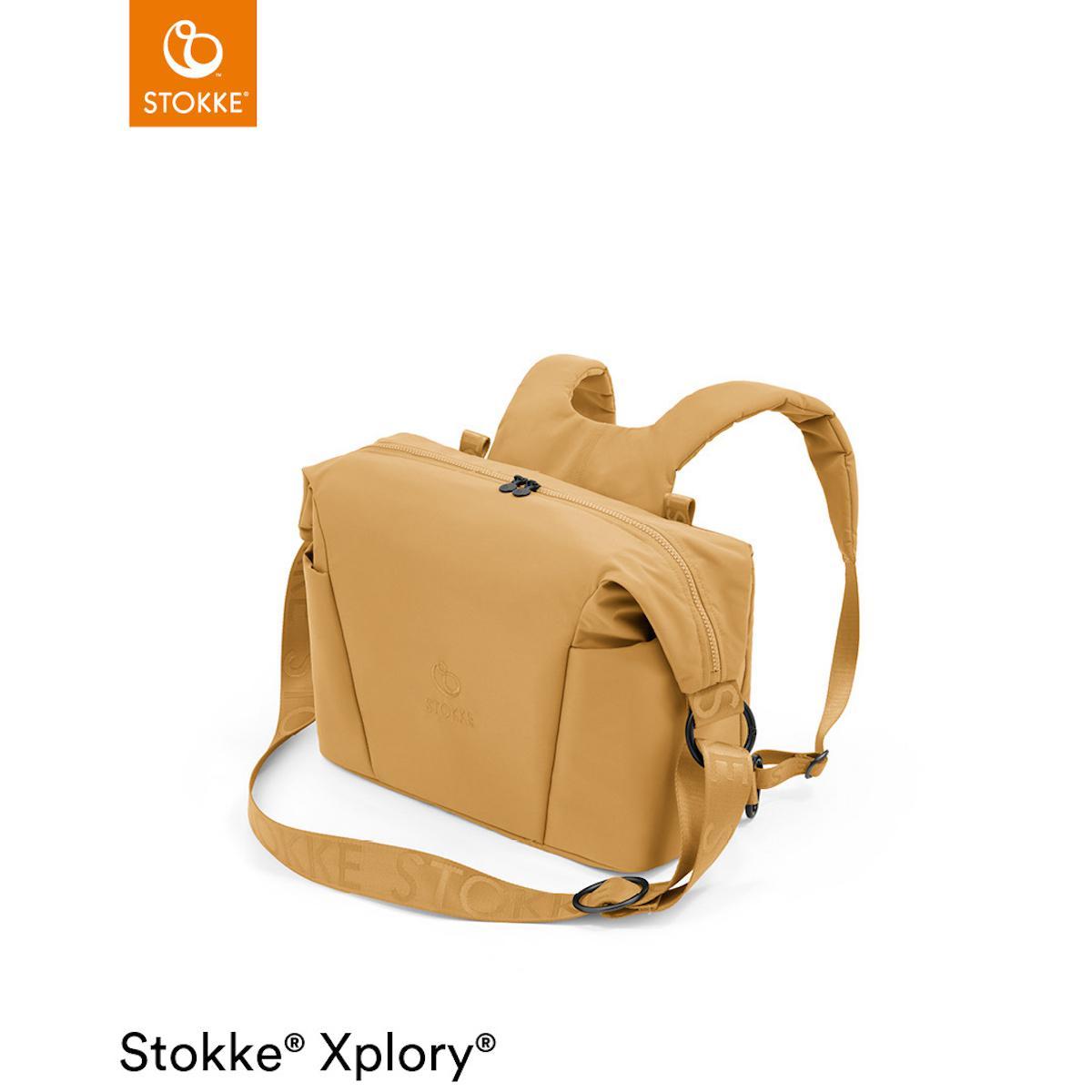 Wickeltasche XPLORY X Stokke Golden Yellow