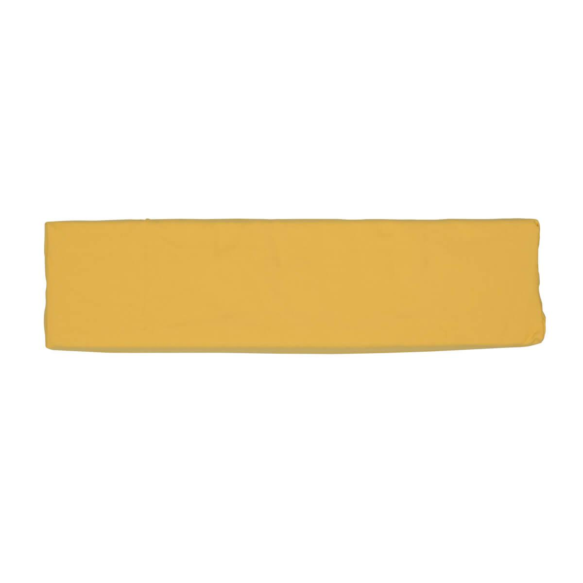 Zargenpolster DESTYLE de Breuyn gelb